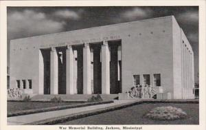 Mississippi Jackson War Memorial Building