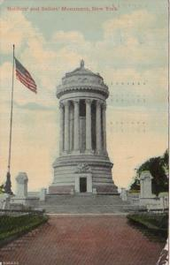 New York City Soldiers and Sailors Monument 1912