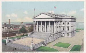 CHARLESTON, South Carolina, 1900-1910´s; U.S. Custom House