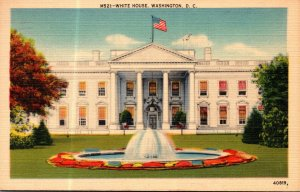 Washington D C The White House 1942