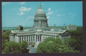 State Capital,Madison,WI Postcard