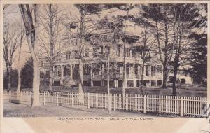 Boxwood Manor Old Lyme Connecticut 1907