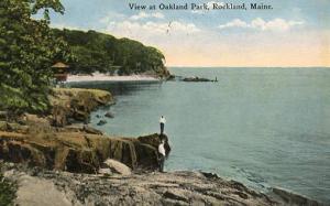 ME - Rockland. Oakland Park