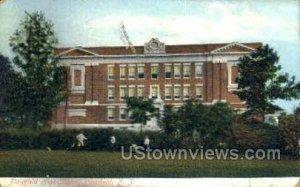High School in Plainfield, New Jersey