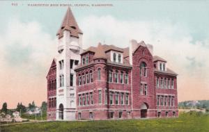 OLYMPIA, Washington , 00-10s , Washington High School