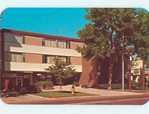 Unused Pre-1980 MAYFAIR HOTEL Colorado Springs Colorado CO Q5104