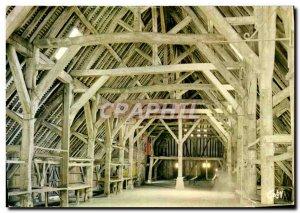 Postcard View Of Modern Dives William the Conqueror Village Interior of the o...