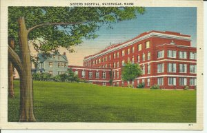 Waterville, Maine, Sisters' Hospital