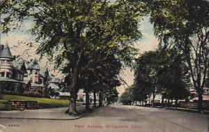 Park Avenue Bridgeport Connecticut 1912