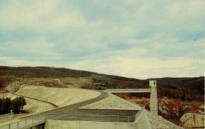 CT - Thomaston. Thomaston Dam, Naugatuck River