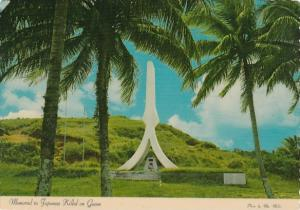 Guam Japanese Memorial In Memorial Park At Yigo Honoring Japanese Killed On G...