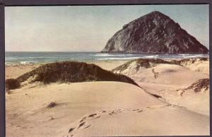 Morro Rock Morro Bay CA Union Oil Post Card PC2404
