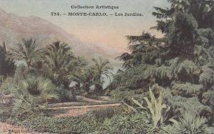 Les Jardins, Monte-Carlo, Monaco, 1900-1910s