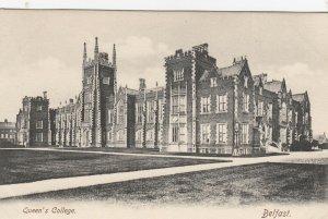 BELFAST, Northern Ireland, 1900-1910's; Queen's College