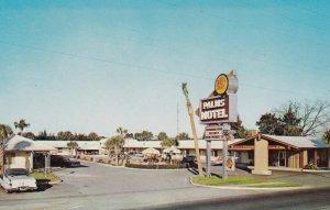 BRUNSWICK, Georgia, 50-60s Palms Motel