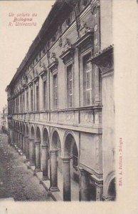 Italy Bologna Rue Universita