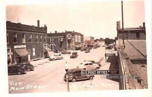 View of Main Street Plainview NE 1947