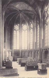 Interieur De La Chapelle, Saint-Germain-En-Laye (Yvelines), France, 1900-1910s