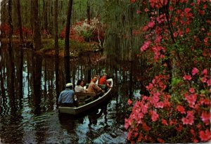 South Carolina Charleston Cypress Gardens 1987