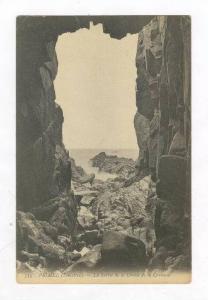La Sortie De La Grotte De La Crevasse, Primel (Finistère), France, 1900-1910s