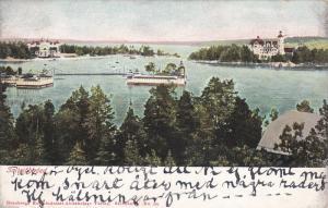 SWEDEN, PU-1906; Saltsjobaden