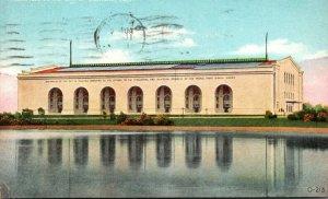 California Oakland City Auditorium 1920