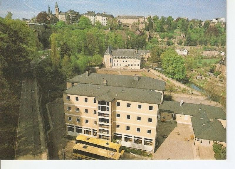 Postal (PostCard) 043244 : Luxembourg