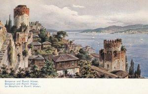 Le Bosphore et Rumili Hissar, Turkey , 00-10s