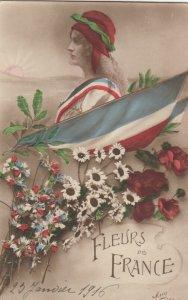 RP: Fleurs de FRANCE & Girl , 00-10s
