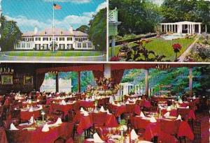 New Jersey Shrewsbury Shadowbrook Restaurant Multi View