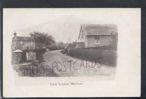Sussex Postcard - Little London, Waldron      HM538