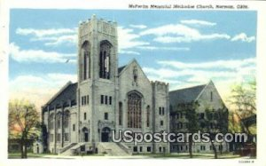 McFarlin Memorial Methodist Church - Norman, Oklahoma