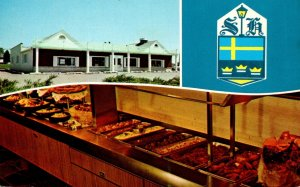 Sweden House Smorgasbord Restaurants Illinois and Florida 1970
