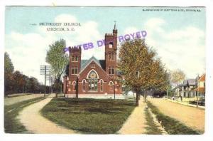 Methodist Church, Chester, South Carolina, 00-10s