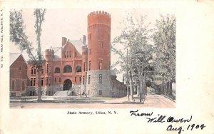 State Armory Utica, New York