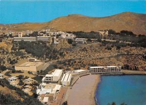 Morocco Al Hoceima Le Complexe Touristique Aerial view
