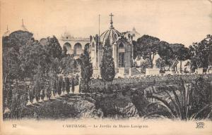 Tunisia Carthage Le Jardin du Musee Lavigerie