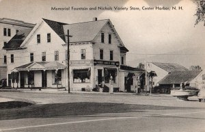 12693 Nichols Variety Store & Gas Station, Center Harbor, New Hampshire