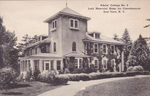 New York East View Adults Cottage No 2 Loed Memorial Home For Convalescents A...