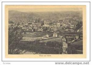 Trier von Osten, Germany 00-10s