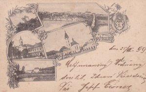 Vodňany , Austria now Czech Republic , PU-1899