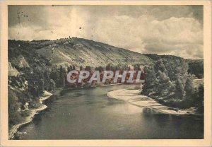 Postcard Modern Surroundings of Souillac The Banks of the Dordogne Raysse St ...