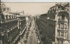 Postal 009554: Gran via de Colon de Granada