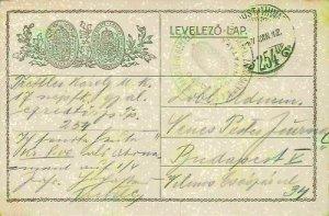 Hadsegelyezo 1914 Coat of Arms Levelezo Lap Postcard