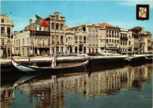 CPM Aveiro-Detail of the Estuary PORTUGAL (750604)