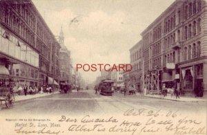 pre-1907 MARKET ST., LYNN, MASS. 1906