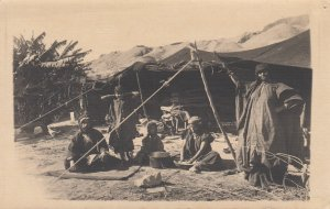 RP: arab Family , 1910-30s