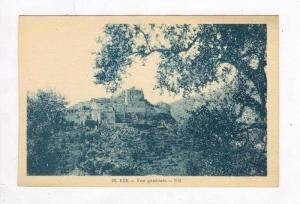 Vue Generale Of Èze, Alpes-Maritimes, France, 1900-1910s