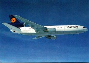 Lufthansa McDonnell Douglas DC 10-30