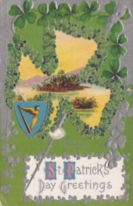 Saint Patrick's Day With Lakes Of Killarney 1909